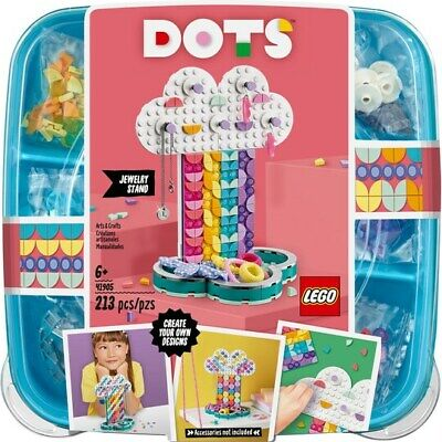 NEW Lego DOTS Jewelry Stand Extra Pack Emoji Charm Series 1 41905 41908 Arts