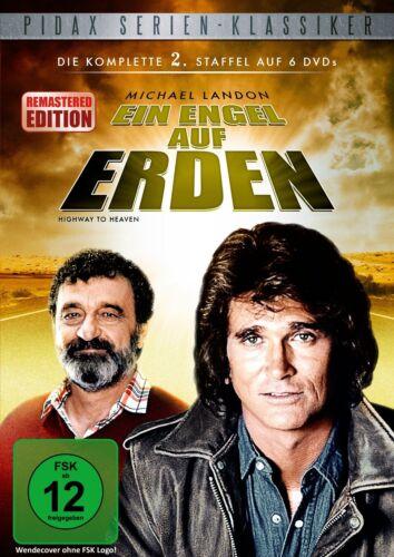 1 von 1 - Ein Engel auf Erden Staffel 2 * DVD Kult Serie Michael Landon TV Pidax Film Neu