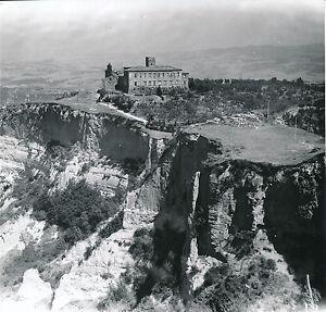 Constructif Volterra C. 1950 - Le Balze Toscane Italie - Div 5449 Avec Des MéThodes Traditionnelles