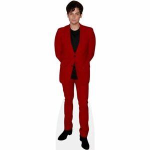 Aneurin Barnard (Red Suit) Pappaufsteller mini