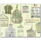 TWEETINGS QuickNotes 20 Notecards by Carluccio Maria ILT teNeues Publishin
