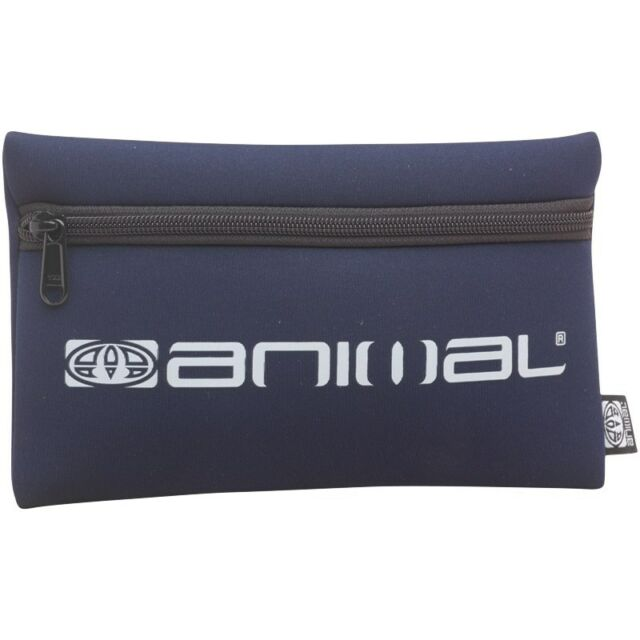 *NEW* Animal: Indigo Soft Zipped Travel Case-Pouch-Wallet