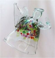 Kitras 6-inch Angel Art Glass, Memories, New, Free Shipping