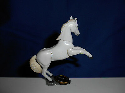 SHADOWFAX White Horse LORD of RINGS 2003 Figurine Kinder Surprise GERMANY Figure