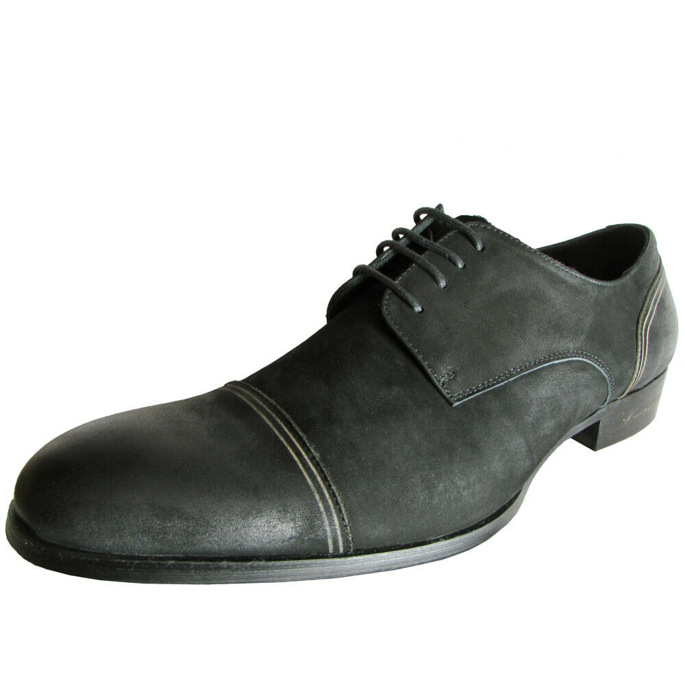 Kenneth Cole New York Mens Bump It Up with Lace Up Oxford Shoes