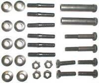 Mopar 1968-70 340 Exhaust Manifold Fastener Kit Cuda 69 Challenger Duster Dart