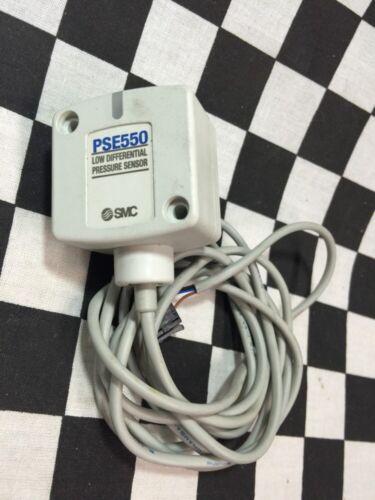 Shipsameday #1637D5 SMC Pressure Sensor I//Differential PSE550-C2-X505 0-5kPA
