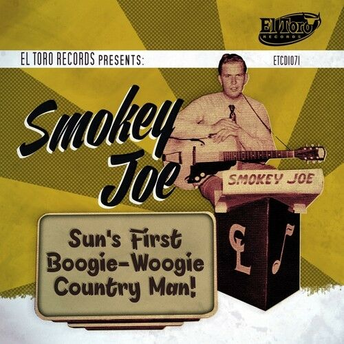 Various Artists - Smokey Joe-Sun's First Boogie-Woogie [New CD] Spain - Import