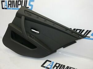 BMW-5er-E60-E61-Pannello-Porta-Posteriore-Tessuto-Dx-Antracite-26542971-Portiera