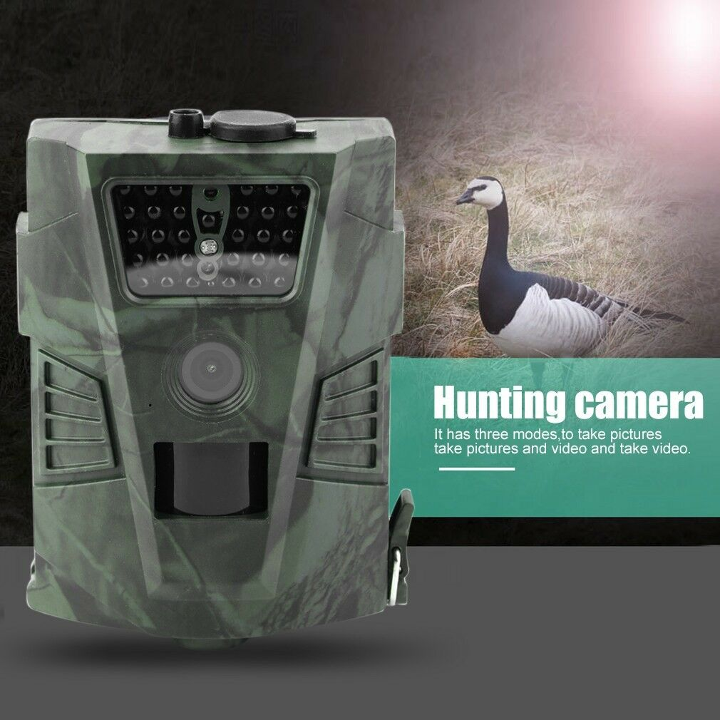 HT-001 12MP 60  Degrees Detection Angle Hunting Trail Camera Outdoor Game  best prices