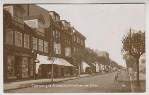 Essex CARTE POSTALE - CONNAUGHT Avenue- FRINTON ON SEA P-U 1914 (A129) Hm399Zsf-09092751-748443120