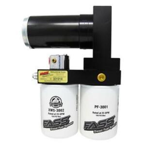 FASS Titanium Signature Fuel System For 05-16 RAM CUMMINS 5.9/6.7L 100GPH