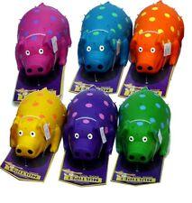 "Multipet Globlet Pig Mini Squeaker Dog toy 4"" EACH SOLD SEPARATE"