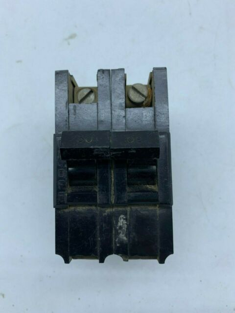 50 AMP Federal Pacific FPE  2 Pole type NA Stab-Lok