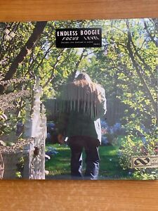 Endless Boogie - Focus Level // 2 LPs - 1. US-Pressing 2008 - NEW & Sealed