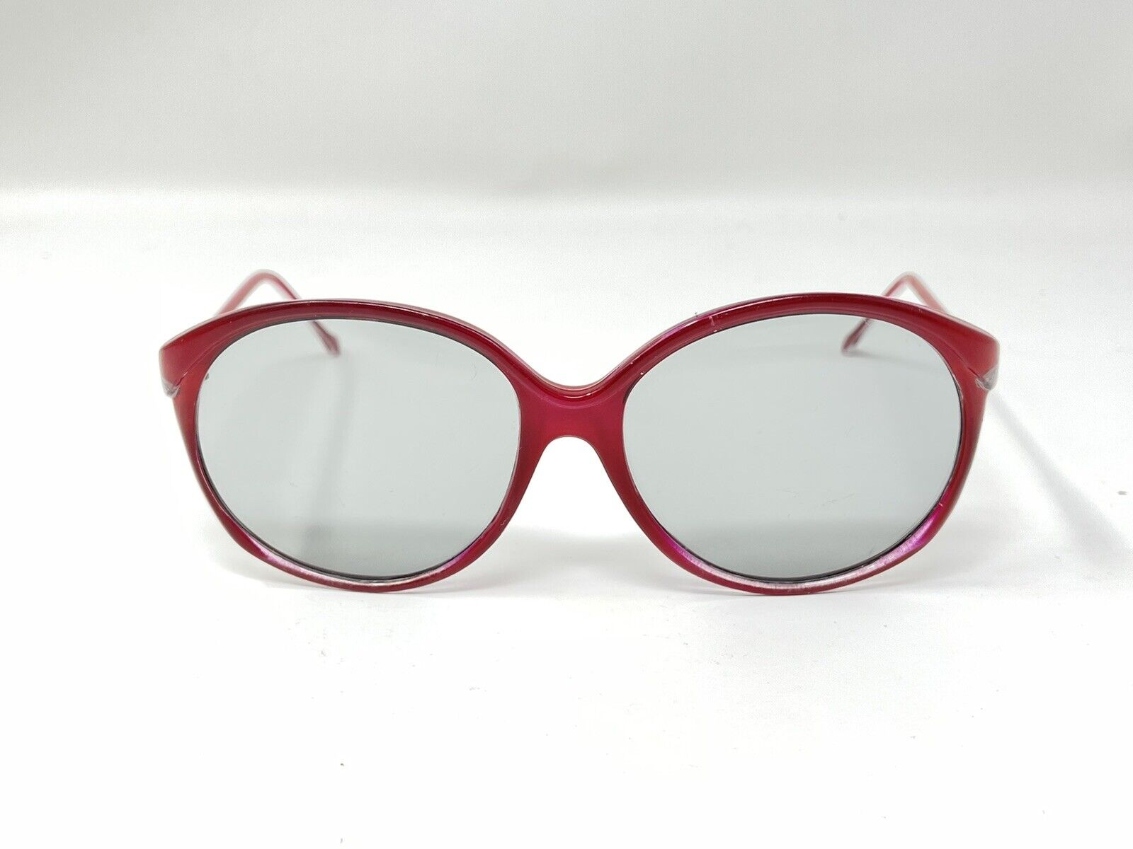 vintage Sunglasses Big Photocromatic Red SUNGLASS… - image 3