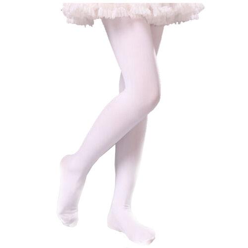 Enfant fille Kid Dance Danse Velours Ballet Collants Collants Bas 1004