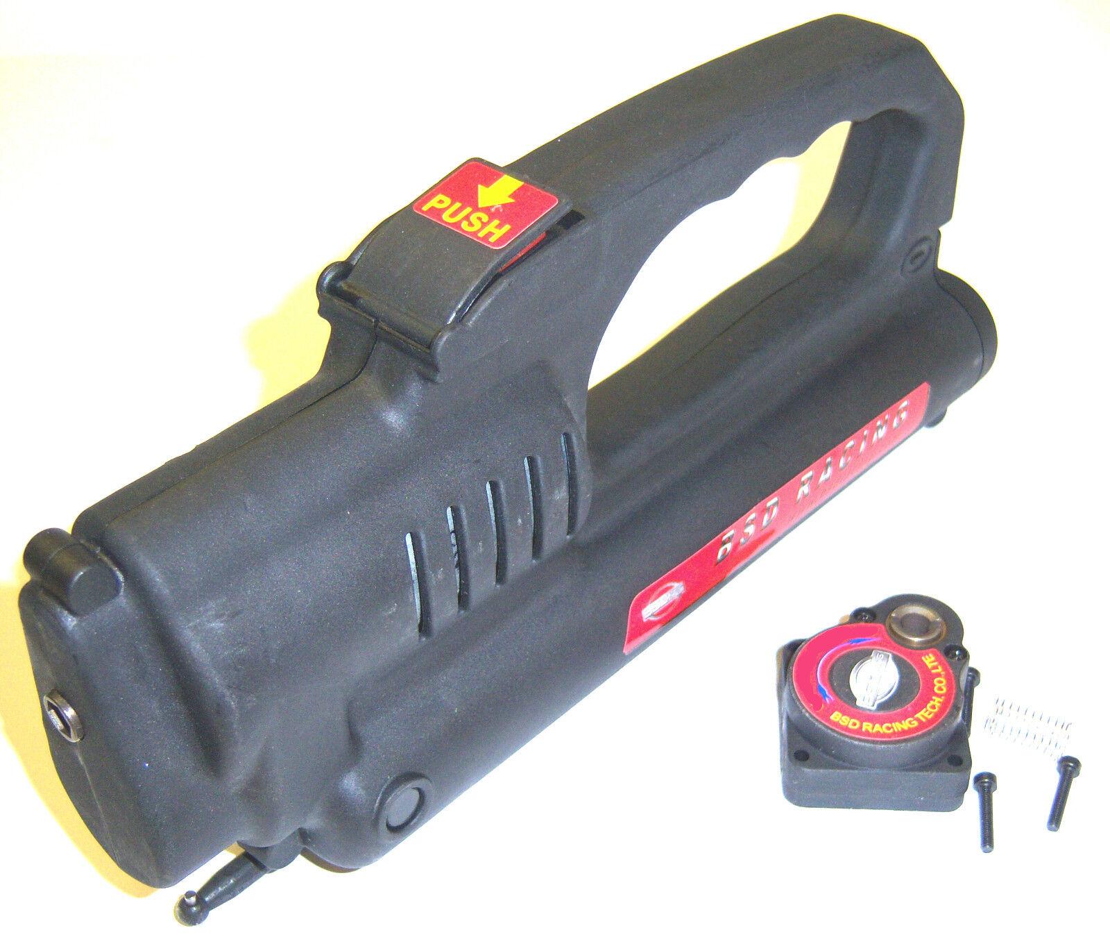 Électrique redo Manuel Démarrage Kit Kit Kit Nitro Rc Outil 11011 12mm 1 10 Echelle 40633d