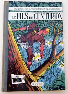 TIMOUR-LE-FILS-DU-CENTURION-SIRIUS-EO-1959-BON-ETAT