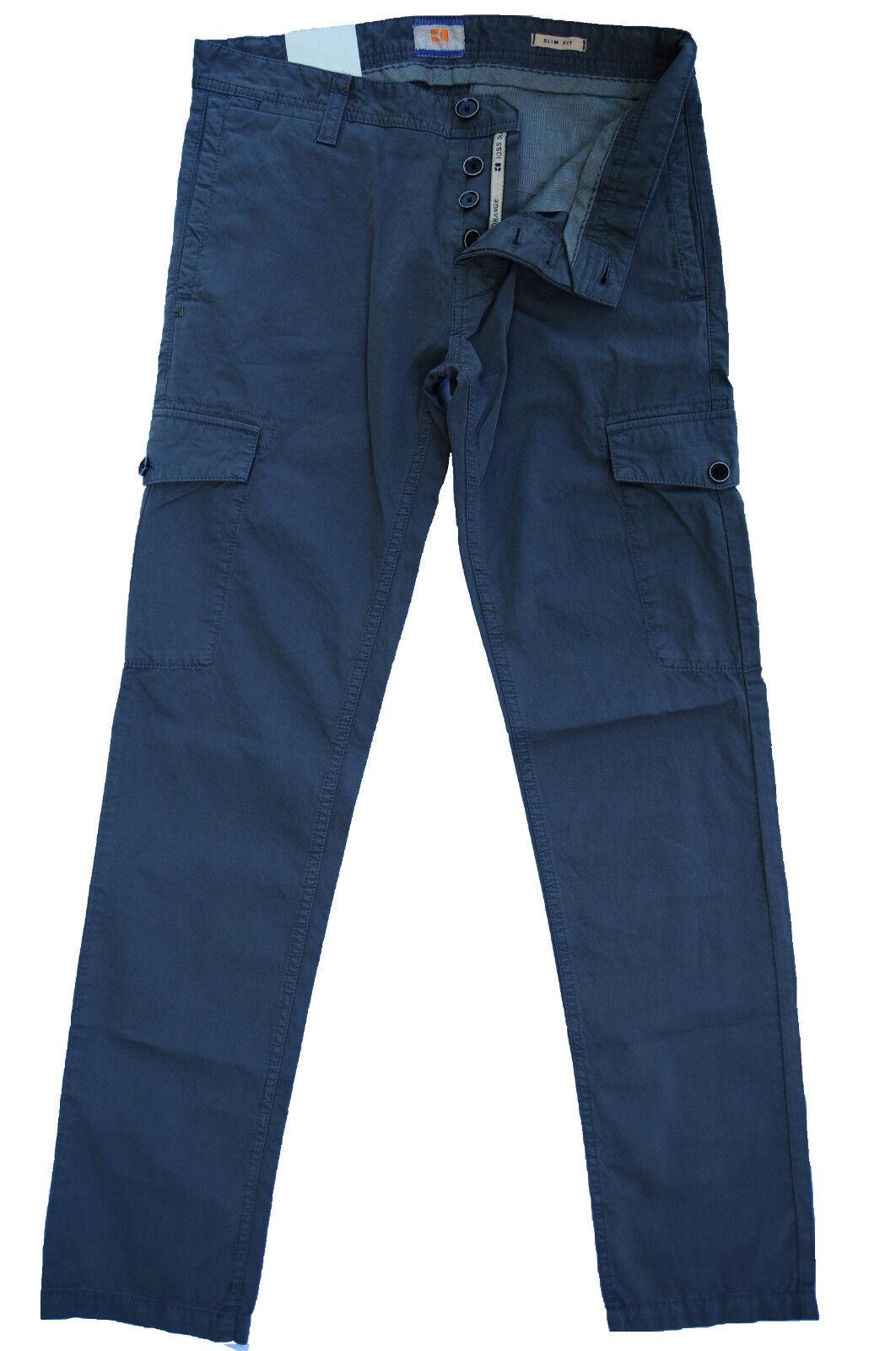 Neuf 32 34 Slim Fit spinok-D hugo boss jeans pantalon vintage Tribute 50225658