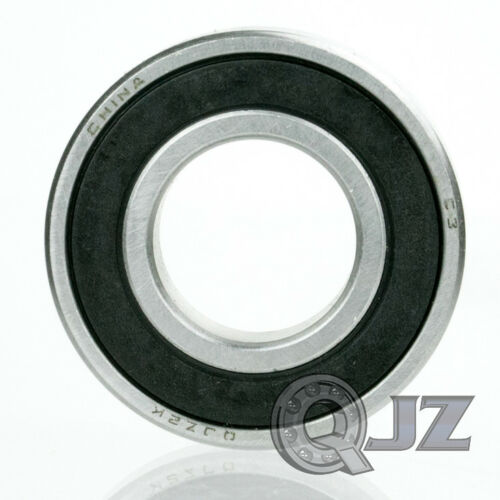 1x 6018-2RS Ball Bearing 90mm x 140mm x 24mm Rubber Seal Premium RS 2RS QJZ NEW
