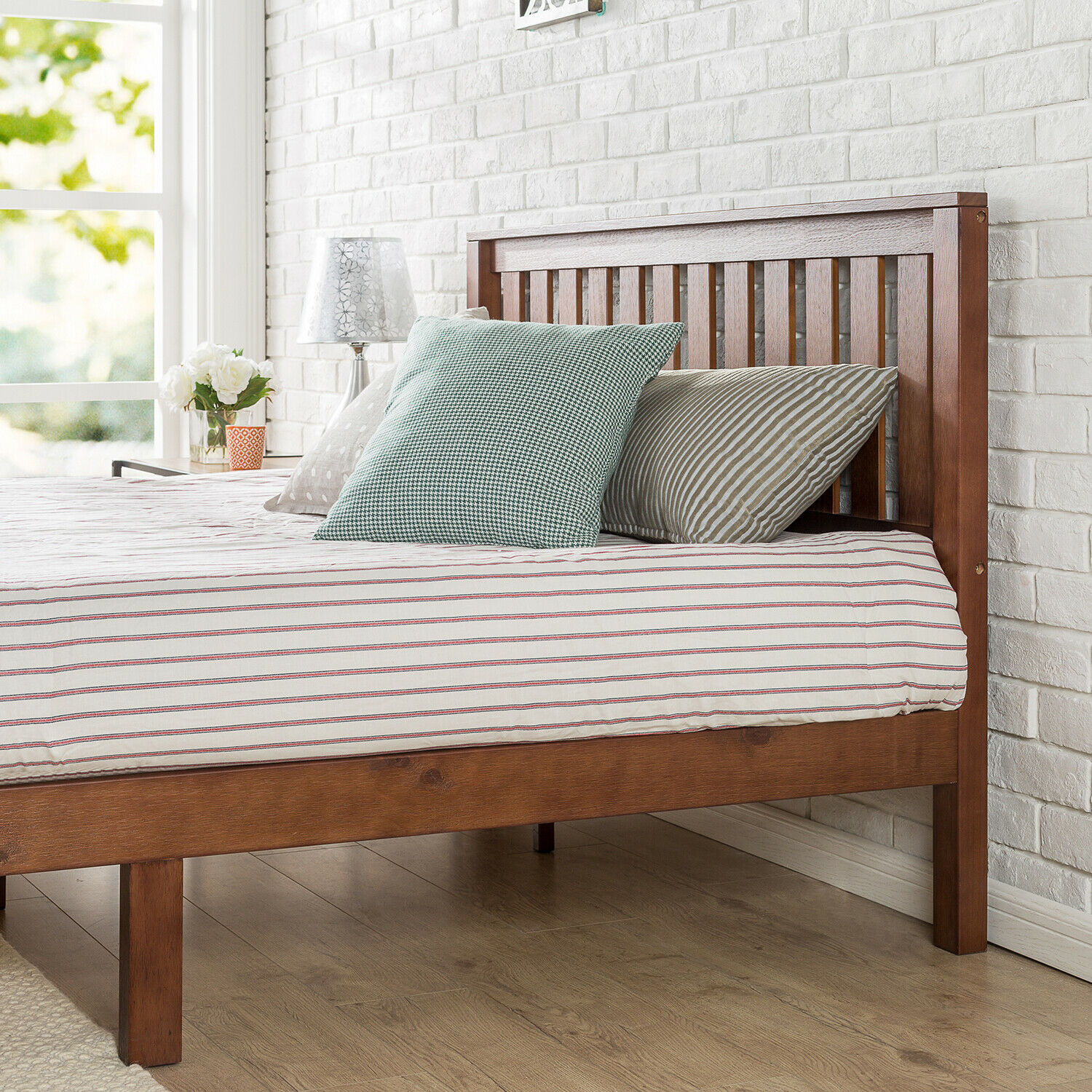 Limited Time Special 12 Inch Solid Wood Platform Bed
