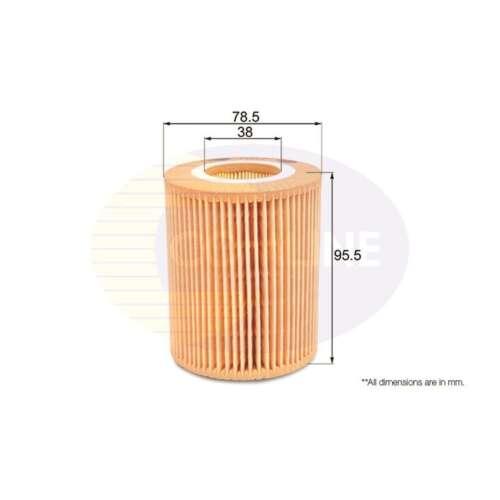 Convient à LAND ROVER DISCOVERY MK4 Genuine Comline Filtre huile