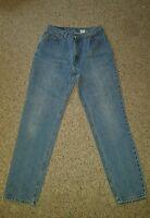 levis 512 slim fit Tapered Leg Vintage high waist denim jeans 13 Jr M