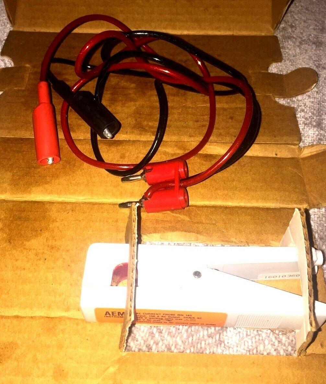 Jack 1000:1 50 mA-150 A AEMC MN185 AC Clamp-On Current Probe