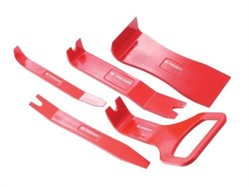 5 pièces Facom fcmcrd 5 trim removal toolkit