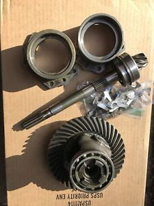 Details about Bolens Iseki G154 G152 G174 G172 TX1300 Rear Differential Set  W/ Ring & Pinion