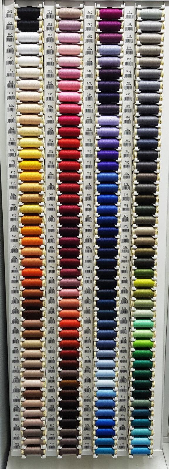 G/ütermann 100 m Farbe:189