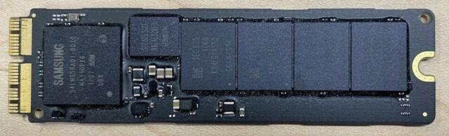 ORIGINAL APPLE 256GB SAMSUNG SSD FOR 2013-2015 MACBOOK PRO /& AIR MZ-JPV256R//0A2