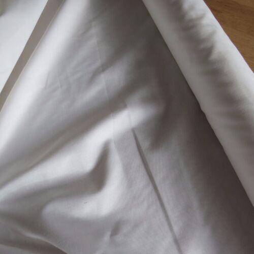 136cm Wide £2.50 per Metre IVORY JOHN LEWIS Medium Weight Sheeting Fabric