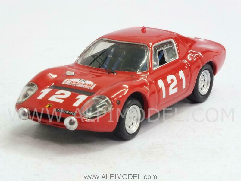 suministro de productos de calidad Abarth OT 1300 Tour De Corse 1965 Schlesser - - - Ballot Lena 1 43 BEST 9522  ahorra hasta un 70%