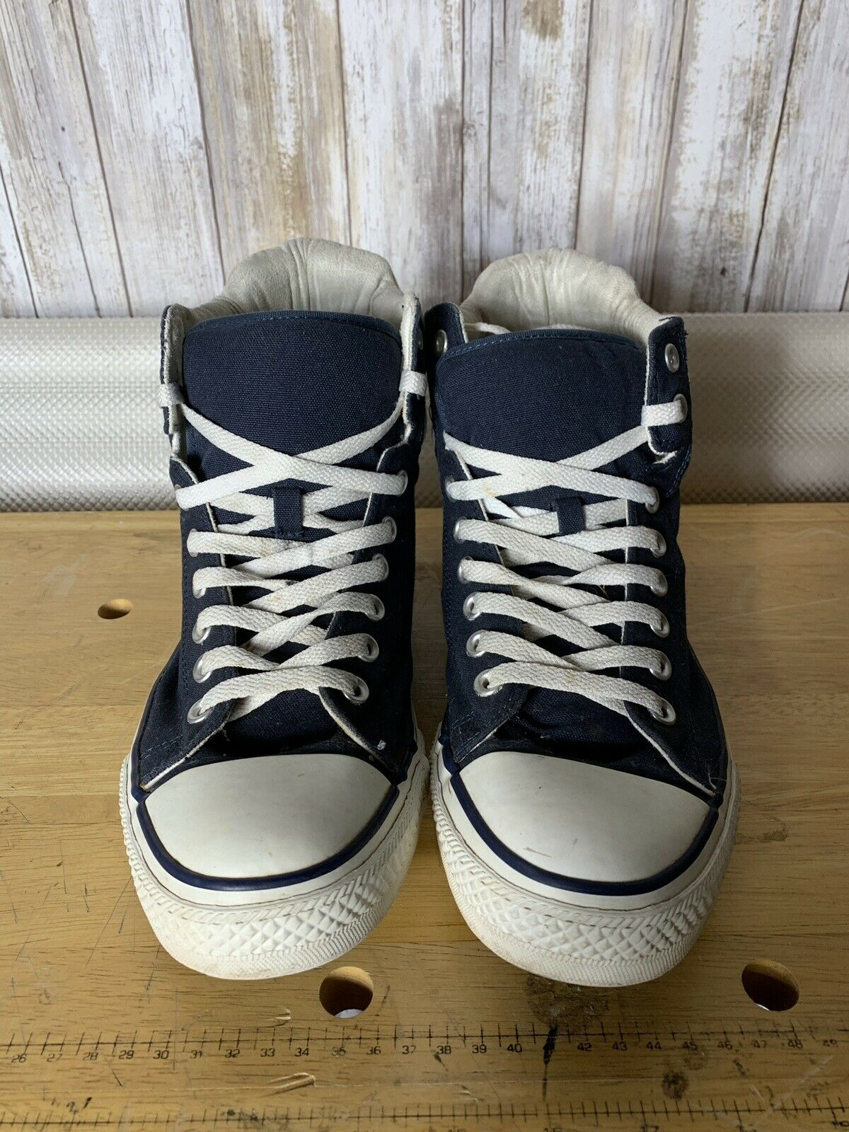 RARE Converse All Star Chuck Taylor High Top Sneakers shoes Sz 9.5 M 11.5W