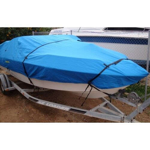 Boatworld Super Premium Breathable Quality Sports Speed Boat Cover