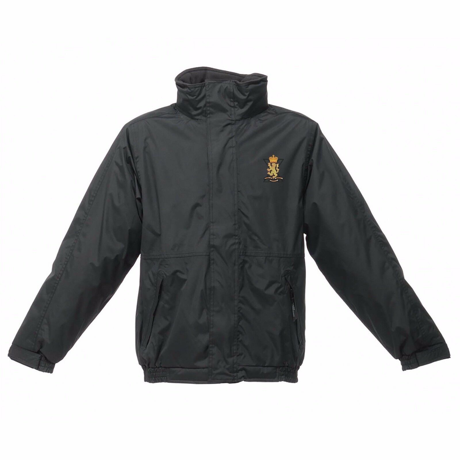 Royal regiHommes t of scotland veste Imperméable Imperméable veste REGATTA Doublure Polaire 85d01f