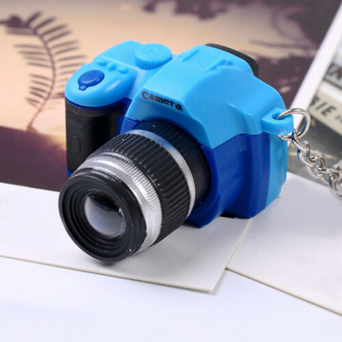 Cute Mini Toy Camera Creative Charm With Flash Light Sound Gift Key Chains