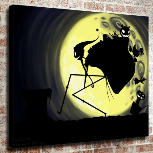 """Nightmare Christmas Home Decor HD Canvas prints Picture Wall art Painting 16x20/"""""""