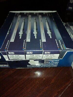 SUPER PROMO     BOUGIE PRECHAUFFAGE   BERU      GN026-0100226351    RENAULT