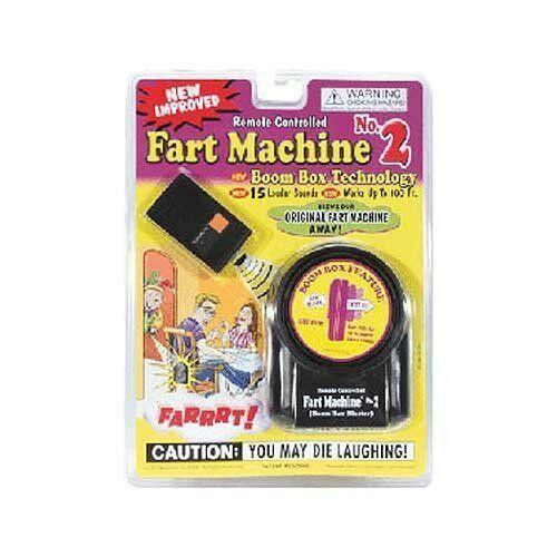 Remote Control Funny Sound Generator Gag Gift Joke Prank Novelties Machine Sound Generator Hinder Fart Machine