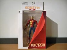 MOC Dc Comics Earth 2 The New 52 The Flash Action Figure