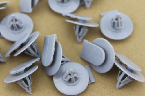 20 Clips For BMW Mini-Cooper Trim Panel Fender Flare Moulding Retainer Fastener