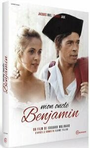 Mon-Oncle-Benjamin-Edition-35eme-Anniversaire-DVD-NEUF