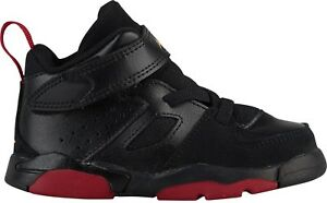 50c03361fb8 Nike Infant   Toddler s Air Jordan FLIGHT CLUB  91 BT Shoes Black ...