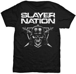SLAYER-Slayer-Nation-T-SHIRT-OFFICIAL-MERCHANDISE