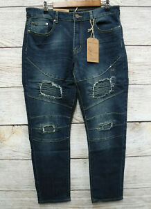 Jeans 192401096925 Slim Wash Ring 34x30 Of Neuf Dzn Homme Implant Stretch Sale Fire Fit Moto qwTEU6
