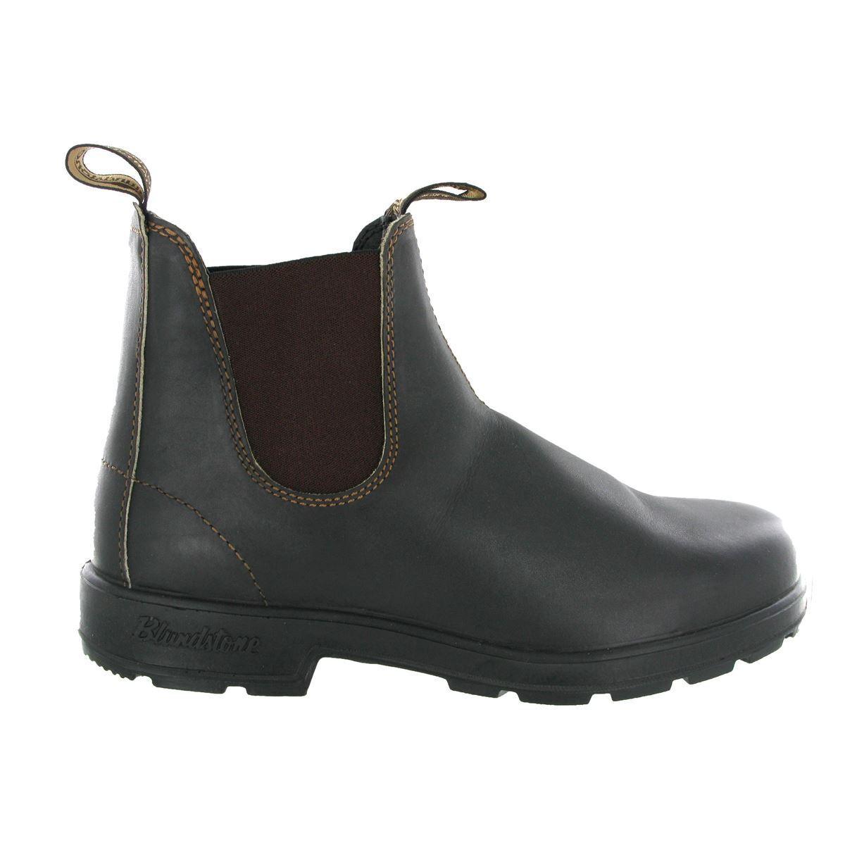 Blundstone 500 Brown Men's Chelsea Boots