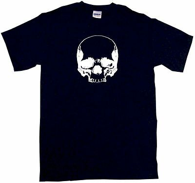 Big Skull Logo Men's Tee Shirt PICK Size Small-6XL Color S/S L/S Tank Sleeveless
